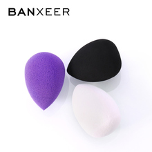BANXEER 1pc Water Dropped Makeup Foundation Sponge Blender Blending Cosmetic Puff Powder Smooth drop