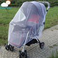 10 pcs summer Baby Stroller Pushchair Mosquito Insect Shield Net Safe Infants Protection Mesh Stroller Accessories Mosquito Net