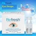 Австралия Обновления Без Консервантов Сейф Глазные Капли 2 ШТ. Комфорт раздражение, сухой и усталые глаза Подходит для всех контактных линз