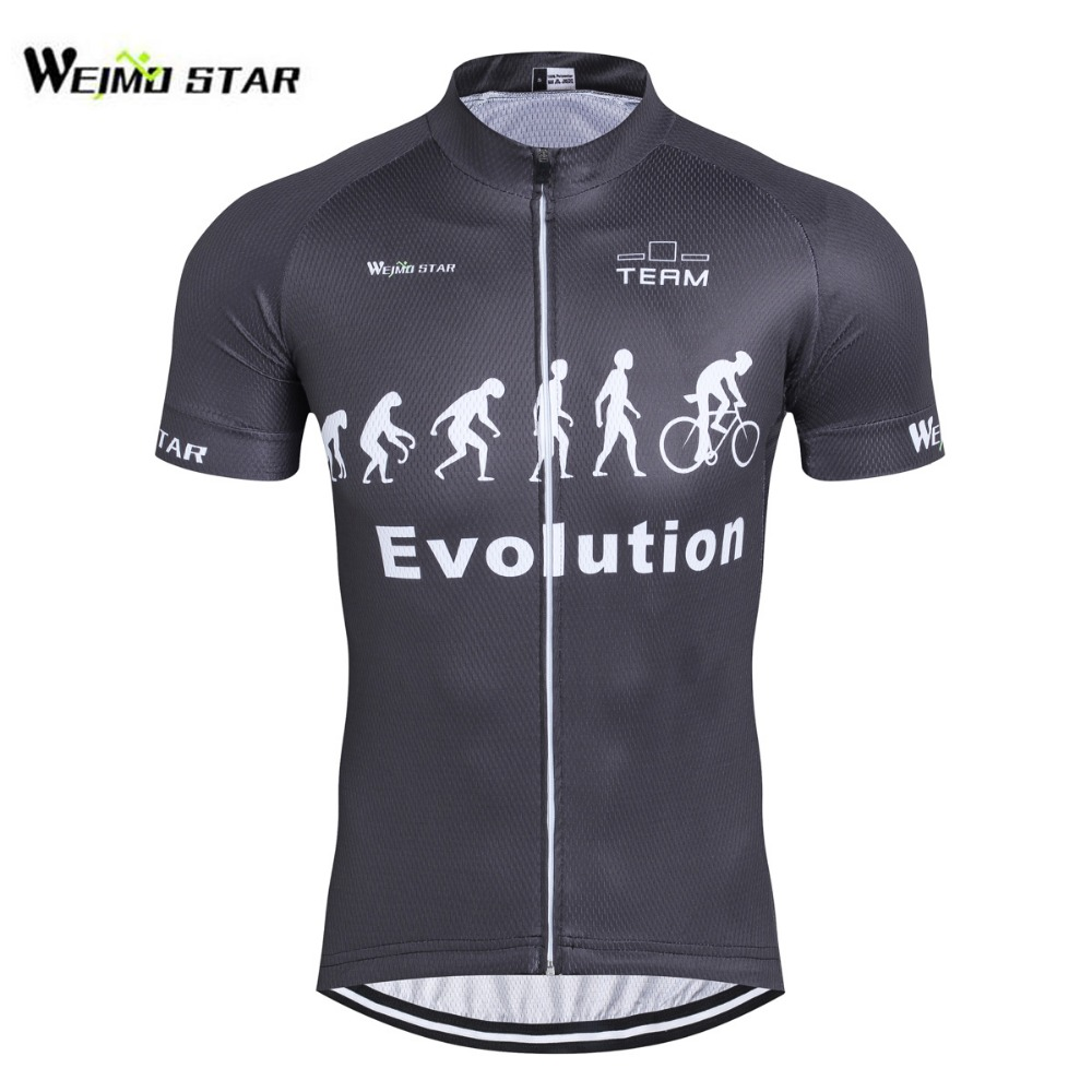 Men MTB Bike Breathable Clothing Short Sleeve Shirts Bicycle Cycling Jerseys Top