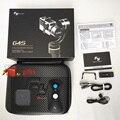 Feiyu Tech FY G4S GoPro Cardán Estable con El Joystick de Control Remoto Inalámbrico de Mano 360 Grados de Movimiento de $ Number Ejes Cardán