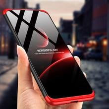 For VIVO IQOO case 3-in-1 Plastic Hard 360 Full Protect Case For VIVO IQOO Cover Anti-Shock Fully PC Case vivoiqoo phone shell цены