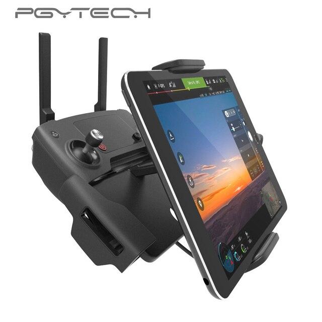 PGYTECH For DJI Mavic Mini Air 2 Pro Zoom Spark remote control 7 10 Pad Mobile Phone Holder Flat Bracket tablte stander