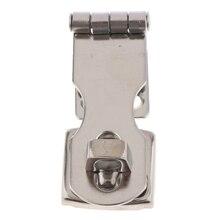 Cerrojo de candado de acero inoxidable 304, cierre de puerta, pestillo, Hardware marino, pestillo de Aldaba, cerrojo