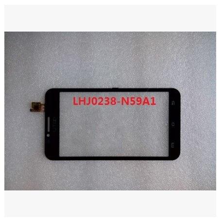 Новый 6.0-дюймовый LHJ0238-N59A1 емкостный сенсорный экран черный бесплатная доставка