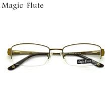 ca8c234619 2017 nuevos marcos ópticos con gafas flexibles medio marco con diamantes  para mujeres gafas de moda 1006