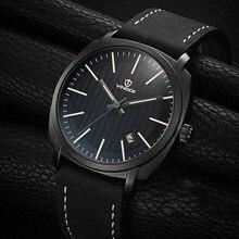 Newest Luxury Brand VINOCE Men Business Watches Fashion Casual Watches Quartz Clock Military Watches Men Wristwatches V3286