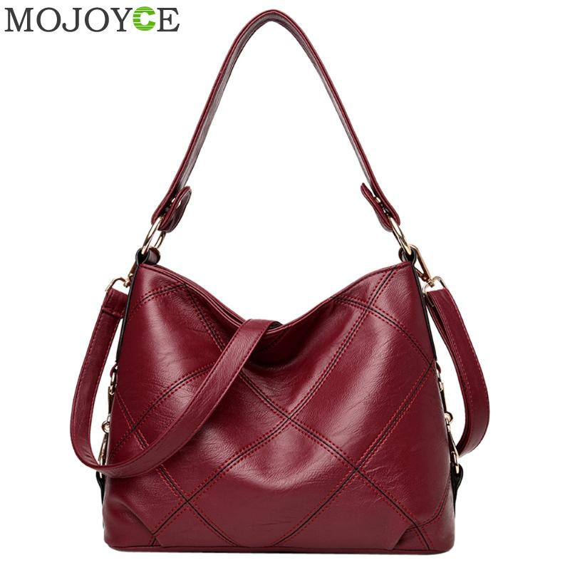 Women Soft PU Leather Bag Fashion Brand Messenger Bags Female Large Handbag Totes Crossbody Bags for Women Shoulder Bags 2018 aelicy luxury pu leather women s fashion hairball handbag bag female leather our brand soft new arrival crossbody bags for women