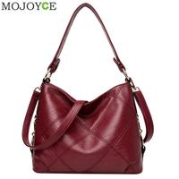 Women Soft PU Leather Bag Fashion Brand Messenger Bags Female Large Handbag Totes Crossbody Bags For