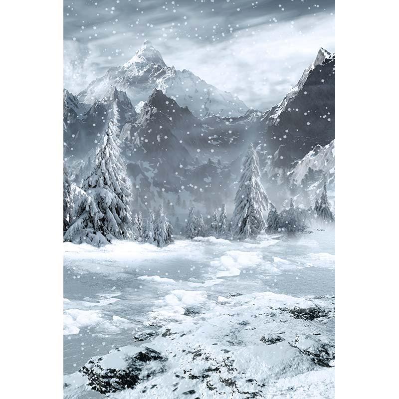 Snow mountain photo background fabric wild view photography backdrops for photo studio photographic background camera fotografia газовая колонка roda jsd20 a5 atmo snow mountain ут000010056