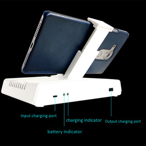 Image 2 - Powkiddy Bluetooth Battledock конвертер подставка Зарядка Док для FPS игр, с помощью клавиатуры и мыши, игровой контроллер,