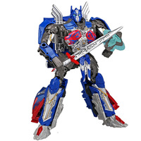 Hasbro Transformers Action Toy Figures Toy King Kong 5 Black Mamba KO Truck Optimus Prime Movie Restore Level Robot Model Toy