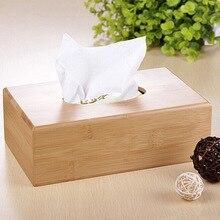 Mode Bambus Tissue Boxen Fall Multifunktions Pumpen Papier Mapkin Fach Aufbewahrungsbox für Badezimmer Küche Halle Wohnzimmer