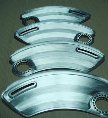 Turned Component Milling Aluminum CNC Machining Services for Europe