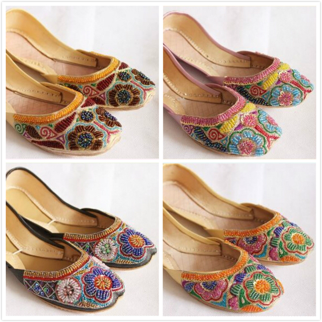 Indian and Pakistani style Handmade Embroidered Women