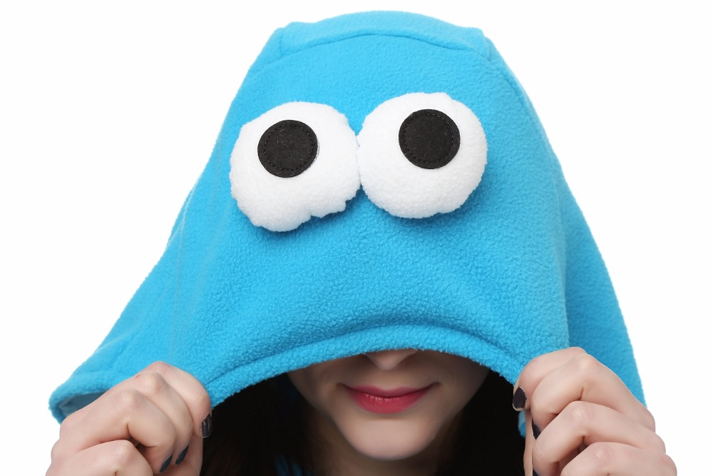 Adults-Polar-Fleece-Kigurumi-Cookie-Monster-Cosplay-Costume-Animal-Onesie-Pajamas-Halloween-Carnival-Masquerade-Party-Jumpsuit (4)