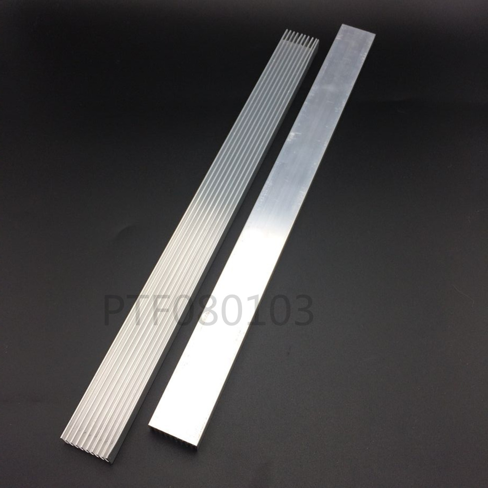 1pcs/lot High Power LED Aluminum Heatsink 300mm*25mm*12mm For 1W,3W,5W Led Emitter Diodes