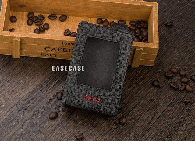 B1 Custom Made Genuine Leather case for VentureCraft VALOQ