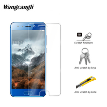 wangcangli Screen Protector for Huawei honor 9 Tempered  Glass 9H 2.5D Phone Protective