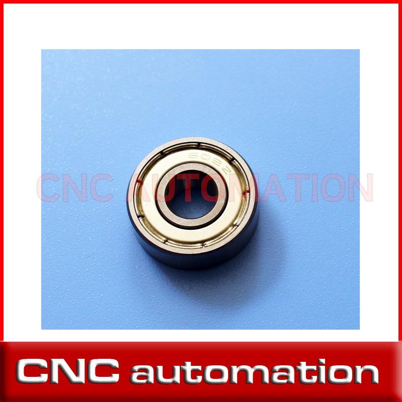 25 PCS 440c Stainless Steel Metal Ball Bearing S605zz 605zz 5x14x5 mm