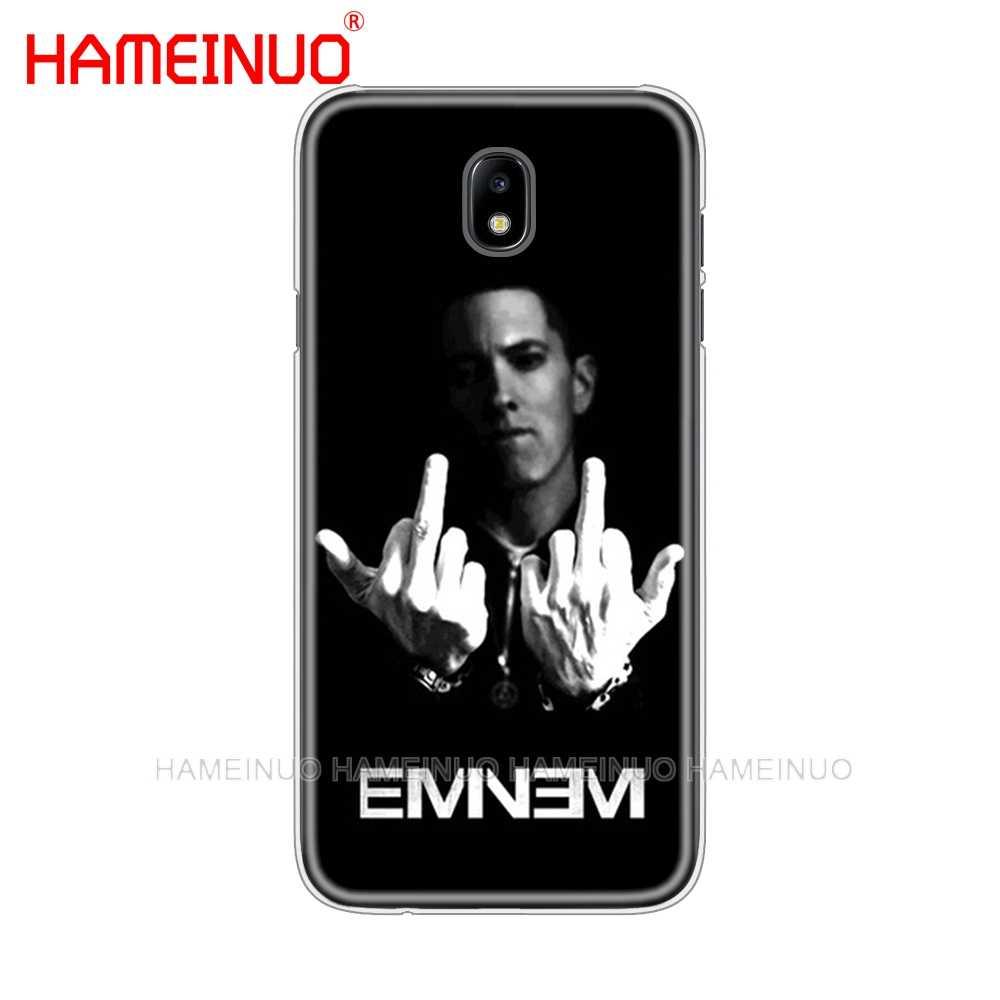 HAMEINUO хип-хоп рэппер Эминем рэп крышка телефона чехол для samsung Galaxy J3 J5 J7 2017 J527 J727 J327 J330 j530 J730 PRO