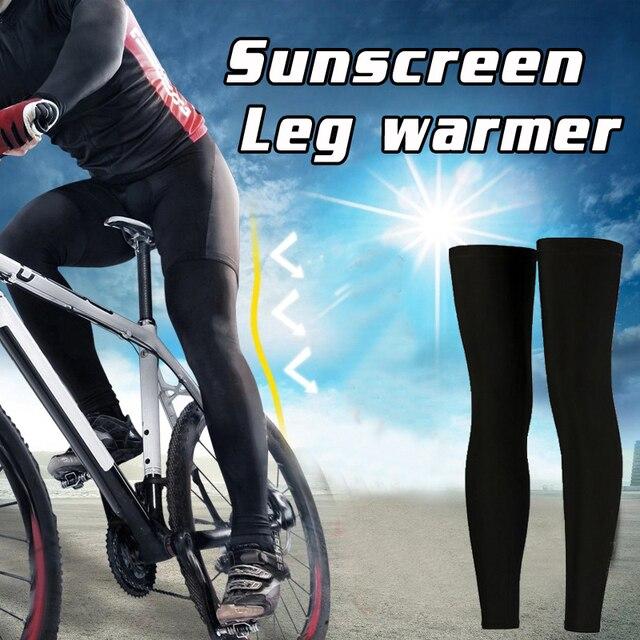 Racmmer hiver thermique polaire hommes cyclisme jambières vélo vélo genou jambe manches Perneras Ciclismo Protection extérieure 6 couleurs