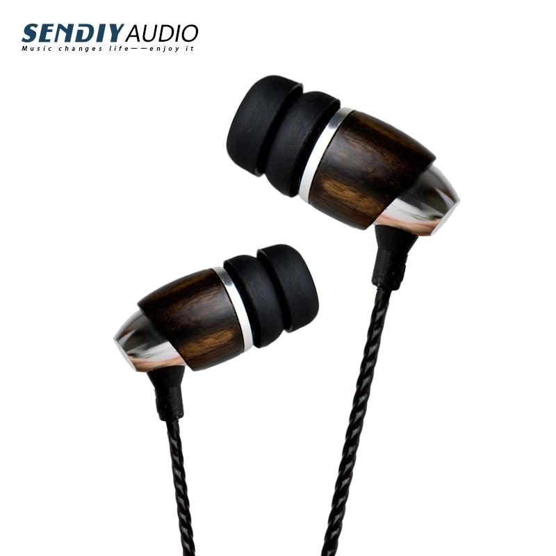 Blackwood Sendiy M2 Hi-End Hi-Resolução de ALTA FIDELIDADE Em fones de Ouvido Fone de Ouvido Fones De Ouvido com som dinâmico