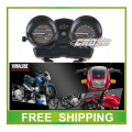 motorcycle speedometer YBR 125cc YBR125 YJM125 odometer accessories free shipping