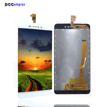 For BluBoo Picasso 4G LCD Display Assembly Digitizer Phone Parts For BluBoo Picasso Display Screen LCD
