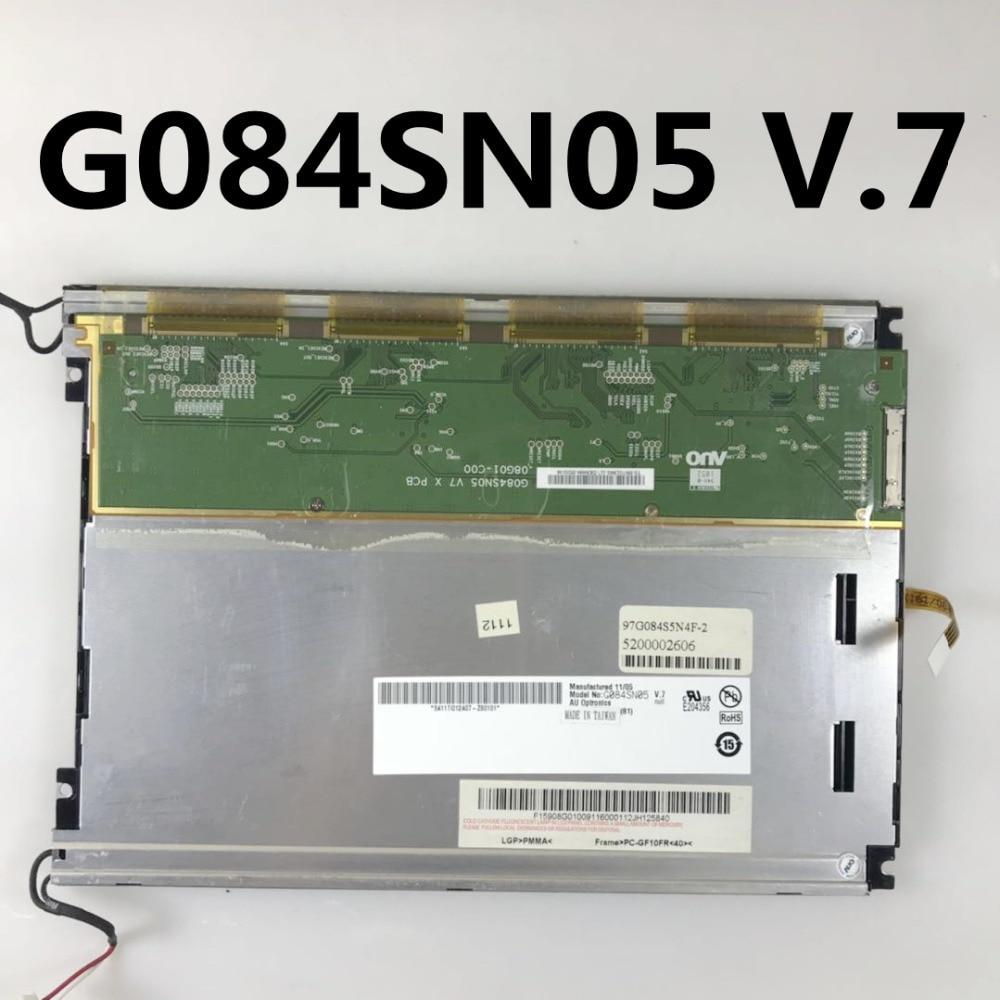 Original 8.4-inch LCD G084SN05 V.7 lp116wh2 m116nwr1 ltn116at02 n116bge lb1 b116xw03 v 0 n116bge l41 n116bge lb1 ltn116at04 claa116wa03a b116xw01slim lcd