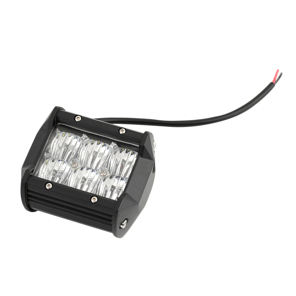 Newest 5D 30W IP68 Waterproof 2550LM Car LED Work Lamp ATV Off-road SUV Driving Spotlight/Floodlight Bar Lamp Hot Selling