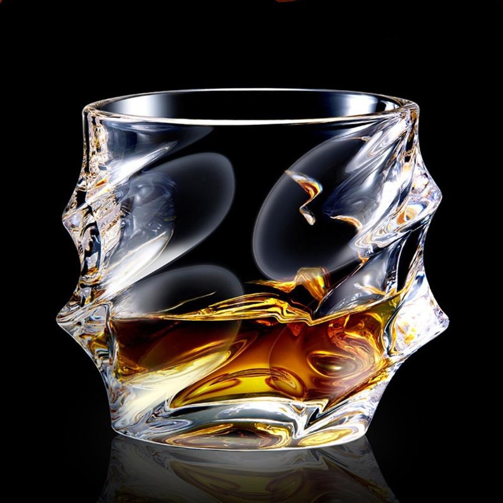 Garrafa copo De Vidro copo de vinho copo De Uísque de Cristal óculos tazas vasos vidrio bardak verre copas copas vino cristal vodka szklanki bicchieri