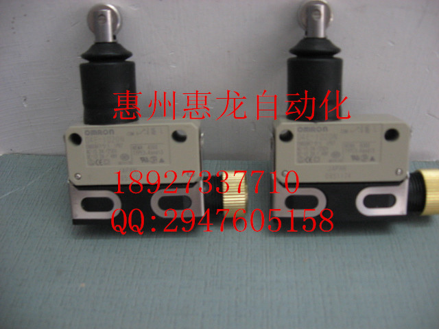 [ZOB] Supply of new original OMRON Omron waterproof limit switch D4E-1D20N [zob] supply of new original omron omron photoelectric switch e3jk 5m1 n instead of e3jk tr11 c 2pcs lot