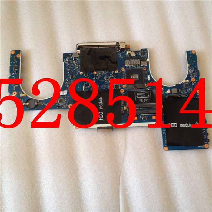 Original 5VYM9 05VYM9 CN-05VYM9 For Dell Alienware M17X R3 MAIN BOARD PAR00 LA-6601P Non-Integrated 100% Test ok