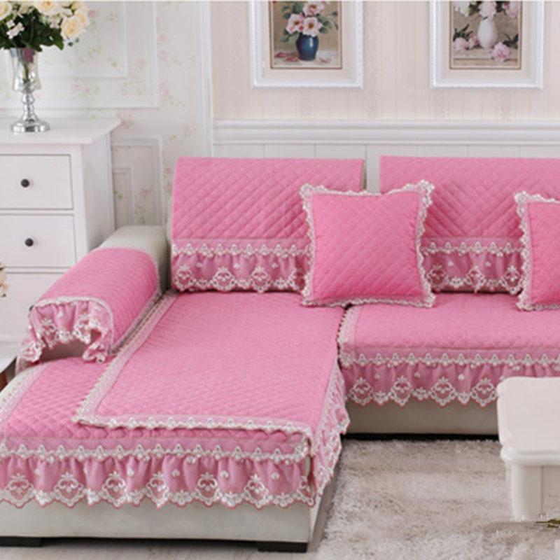 Slip resistant Sofa Cushion Covers Continental Sofa Fabric