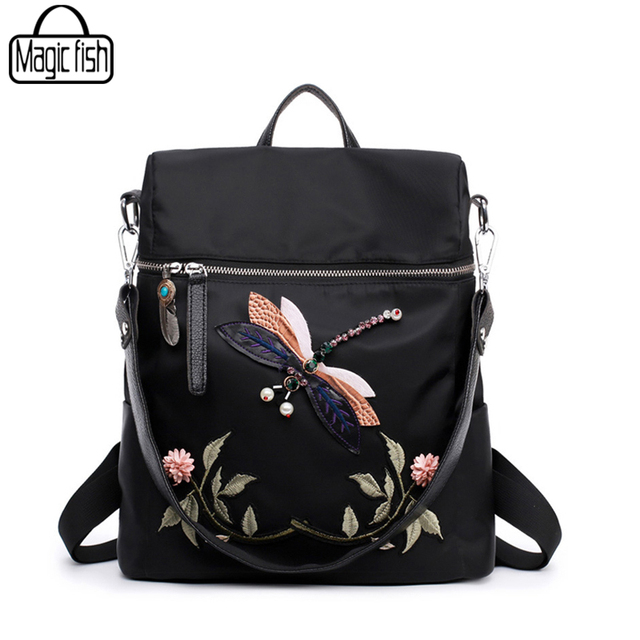 New 2018 Good Quality Women S Backpack Famous Brands Fashion Lady