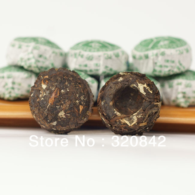 2010 year 500g laocang Lotus Pu erh tea Pu er for weight loss slimming font b