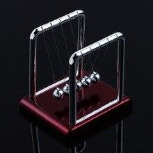 1 шт. Newtons Колыбель стальной баланс мяч раннее развлечение развивающие настольные игрушки для детей горячая новинка подарок на год