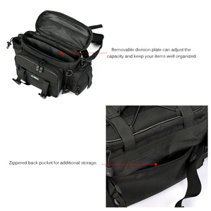 Image 4 - Fishing Bag for Fishing Case Outdoor Sports Waist Pack Fishing Lures Gear Storage Bag Backpack Single Shoulder Cross Body Bags