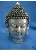 Tibet Silver Statue Tibet silver statue main Buddha by 100% copper tools Tibet Silver decoration bronze factory