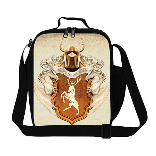 game of thrones Daenerys Targaryen Printed Sling Bags Lunch Bag