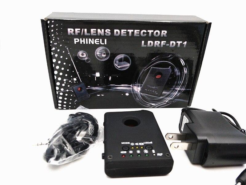 Unterhaltungselektronik SchöN K18 Bug Privatsphäre Schützen Rf Signal Audio Full-palette Gsm Kamera Finder Detektor Radio Welle Anti-spy Scan