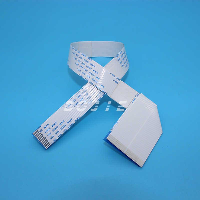 Menakjubkan harga xenons dx7 eco solvent printer kepala kabel tanggal kabel untuk dx7 printhead