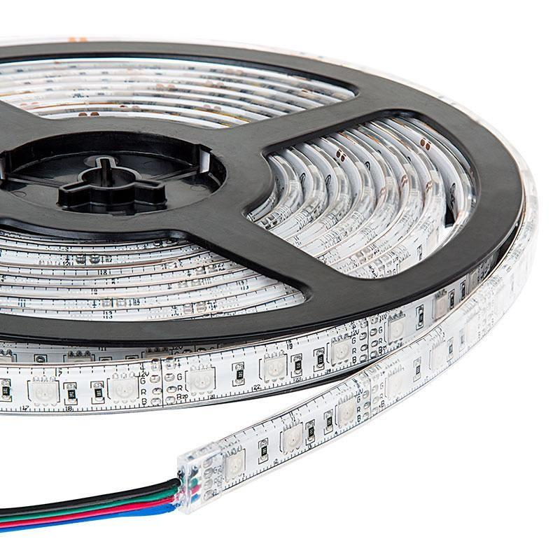 LED Bande 5 m 5050 12 V 72 W IP65 RVB