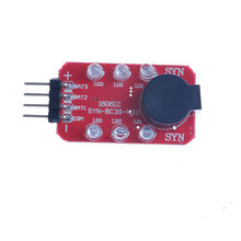 New RC Lipo Battery Low Voltage Monitor Allarme Tester Buzzer YH-17(China)