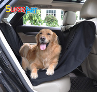 SUPERART Pet Dog Car Seat Cover Blanket Waterproof Dog Seat Cover For Cars Car Back Seats