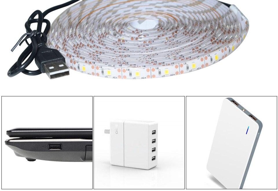 2835 USB LED Strip Light (11)