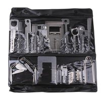 38Pcs Set Car Stereo Radio Release Removal Tools Key Kit Vehicle Radio Door Panel Removal Stereo