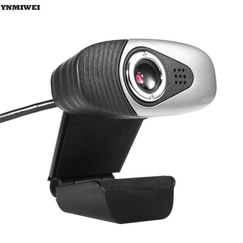 Веб-камера ПК Камера 12.0 м Пиксели Высокое разрешение веб-Clip-On USB 2.0 веб-Камера S с построено микрофон для видео