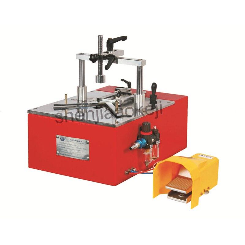 Desktop framing nailing machine V nailer pneumatic nail angle ...